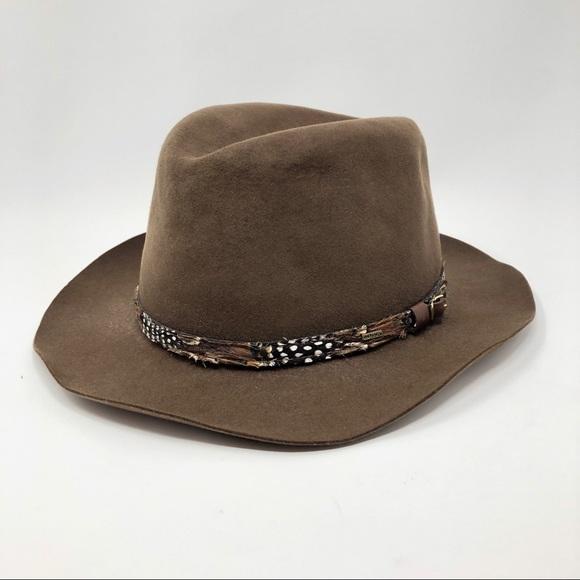 87d550d3d76b9 Stetson Weekend Safari Fedora Hat. M 5bfb6c9caaa5b81cec6175e9